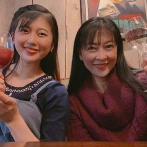 「娘。りさ」福岡行直前ディナー