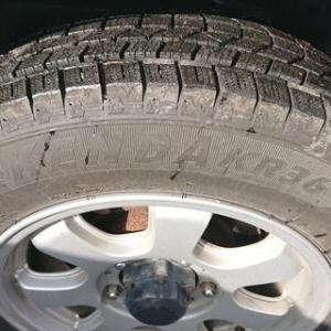 おやぢギャグは滑るけどタイヤは滑らない