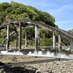 面替橋から栄橋