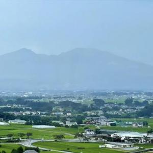 浅間山と富士山は姉妹だったことを実感する