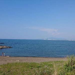 軽井沢からの海といえば 日本海
