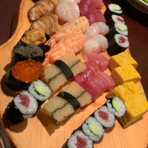 何食べたい???お寿司!!
