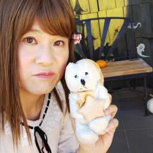 いちごとハナちゃんは名古屋を散策