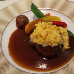 いちご名古屋国際ホテルさんでランチをいただきました