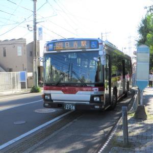 東急バス 日22系統