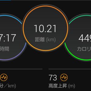 快調走&30kmジョグ