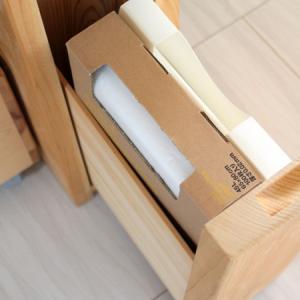 【減らす家事】LOHACOの箱入りゴミ袋とゴミの量の話