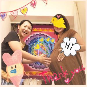 ■【お客様からのご感想】出産も少しワクワク。産後も楽しみに。
