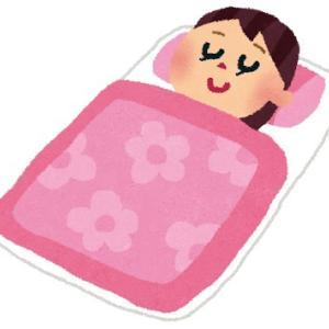 産後の睡眠不足も抜け毛の原因・・・の巻