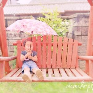 雨の季節を楽しむ