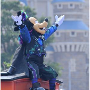 *TDL:やっぱり楽しいスプーキーBOO!パレード