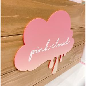 *ユニバーサルシティウォークに出来たシェイク専門店Pink Cloud♪