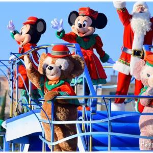 *TDS:クリスマスはみんな大好きパフェクリ♪