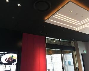 6階エレベーターホール改修