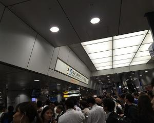 台風19号東京へ向かっています