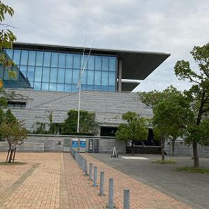 兵庫県立美術館へ