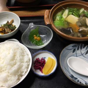 長湯の名物が食べられる昔ながらの食堂でお手軽すっぽん定食@大分県竹田市