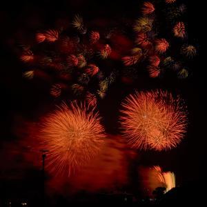 無事開催された、2019年第40回浦安市花火大会@千葉県浦安市