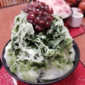ばんどう太郎で日光の天然かき氷@栃木県矢板市