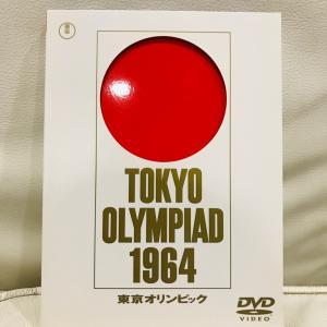 TokyoOlympiad1964DVD
