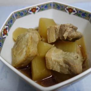煮物&キャラメリゼバナナマフィン、湯種 角食