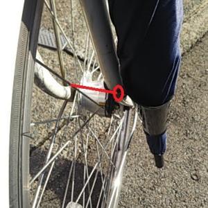 【感想×】100均ダイソー自転車傘立て【買わないほうが良かったw】