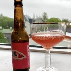 アイスランドのクラフトビール・ブーム、オブモンのビールは甘酸っぱいラズベリー味