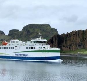 Zoom オンライン・セミナー:写真で探訪、ヘイマエイ島ーパフィンも可愛い!グルメもあり!