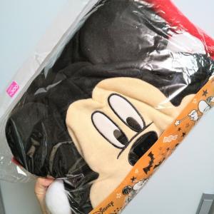 スリコ☆ミッキーポンチョが300円!!