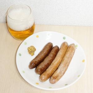 ジビエ☆NATURALE「自然派鹿肉無添加ソーセージ」を食べたよ!