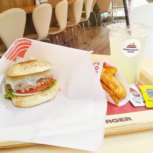 【下北沢ランチ】☆お友達と三瓶バーガー・トーキョー下北沢店