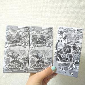 【夏休み】ニンジャラコレクションカードを大人買い