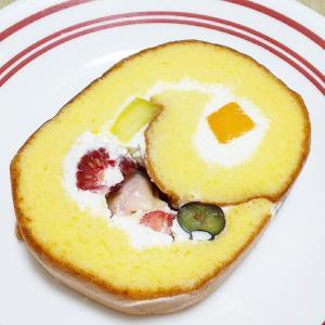 【結婚記念日】Patisserie SATSUKIのロールケーキ♪