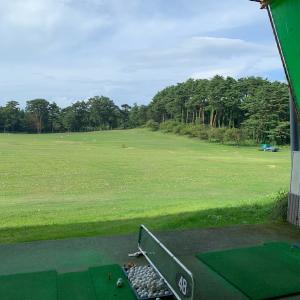 2019年ゴルフ練習場で最高のショット連発?!練習場に行く前やった事。
