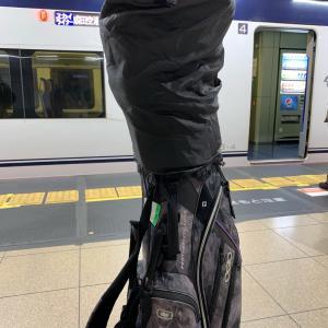 海外ゴルフへ出発だあ!成田空港編。