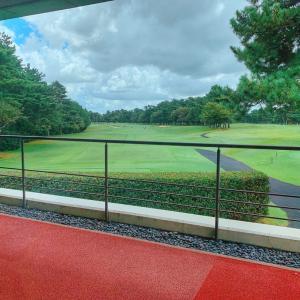 人生3回目、名門・我孫子ゴルフ倶楽部やっぱり好きなゴルフ場