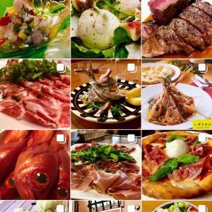 川奈の夜の晩御飯。