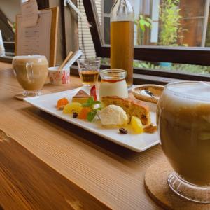 栃木IC近く、極秘にしたい、素敵カフェ。