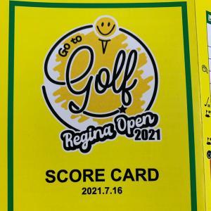 2021 Regina Open 南総CC西コースラウンド編