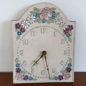 JIE GANTOFTA 陶板 時計