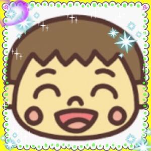 Sくん(小1)の満面の笑顔が見られるのは○○の時(^^)