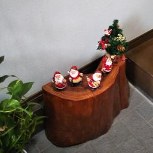 クリスマス、今年は早かった!