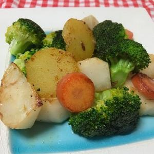 野菜を焼くと美味しさがアップ