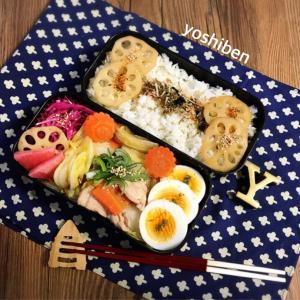 豚肉と白菜のうま煮弁当〜♪