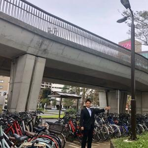 鎌取駅第2自転車駐輪場に照明設置が実現❗️鎌取町・辺田町への公共下水整備工事もスタートへ❗️