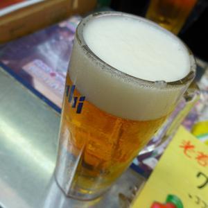 福政 (新世界) ジャンジャン横丁のモーニングは生ビールで!