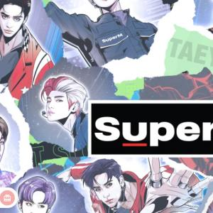 【ヲタ活】superMの新曲がかっこよすぎる件