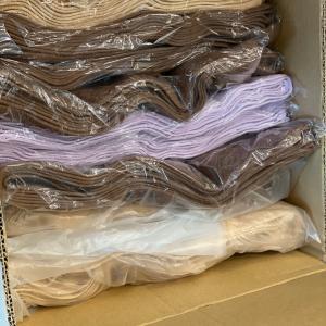 お店のタオルを買い直しました。今回は今治産です!