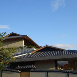 今日は内覧会の最終日です!!&高台寺南門前に建設中のラグジュアリーなホテル