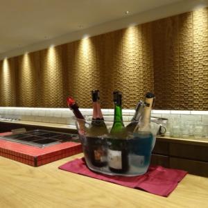京都のフリット&シャンパン トラットリアミヤコ